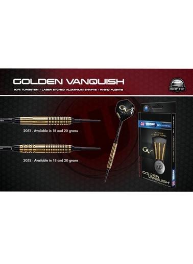 Golden Vanquish % 90 Tungsten Plastik Uçlu Dart-18 Gram-Winmau